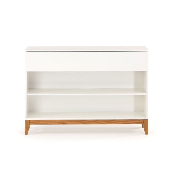 Biała komoda Woodman Blanco Bookcase