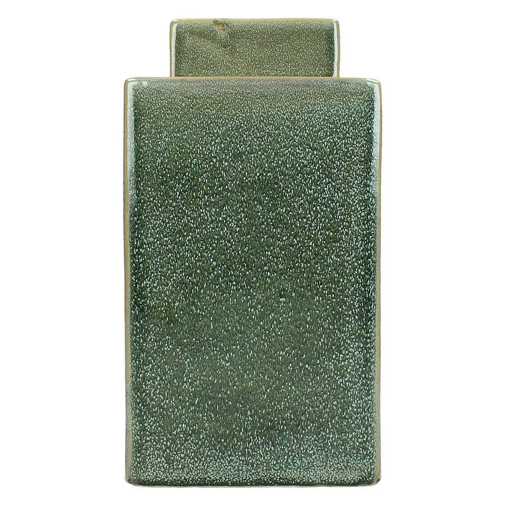 zielony pojemnik kamionkowy hf living wys 28 5 cm bonami. Black Bedroom Furniture Sets. Home Design Ideas