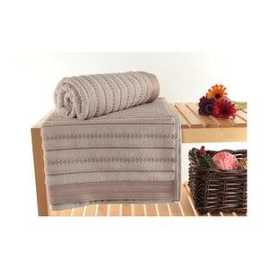 Zestaw 2 ręczników Patricia Bombeli Pink, 90x150 cm