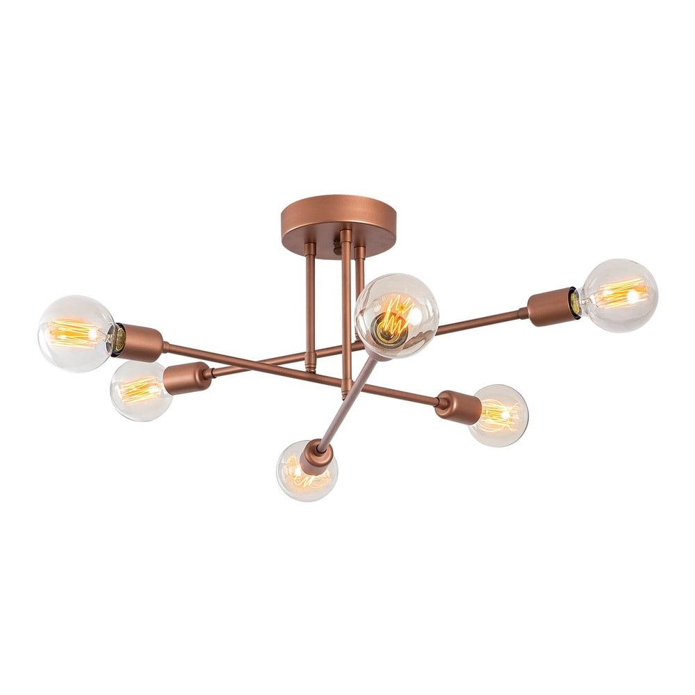 Lampa wisząca w kolorze brązu Opviq lights Flower