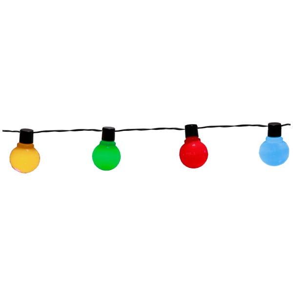 Girlanda świetlna LED Best Season Colour Party, 16 lampek