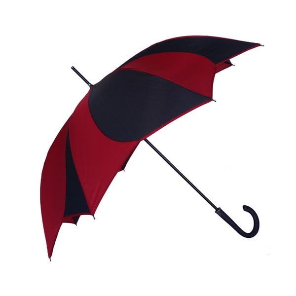 Parasol Pierre Cardin Red Noir, 93 cm