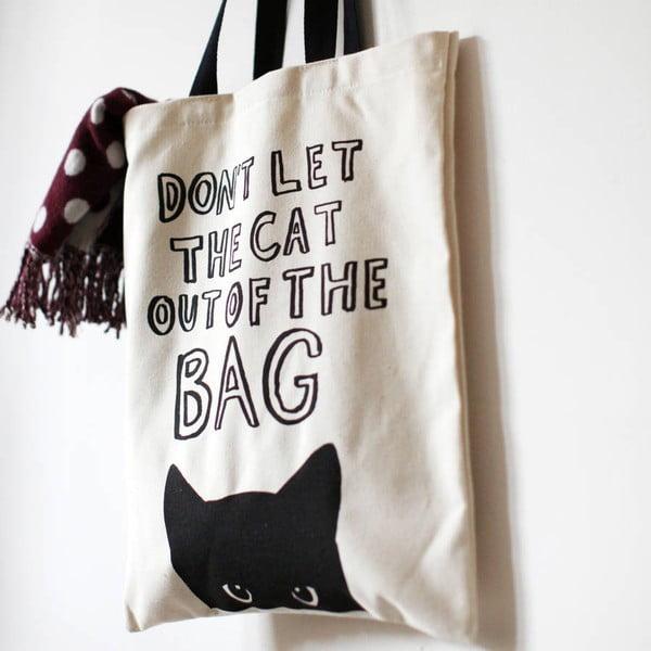 Torba płócienna The Cat Out