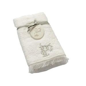 Ręcznik z inicjałem P, 50x90 cm