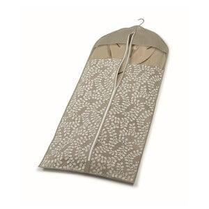 Brązowy pokrowiec na ubrania Cosatto Floral, 137 cm