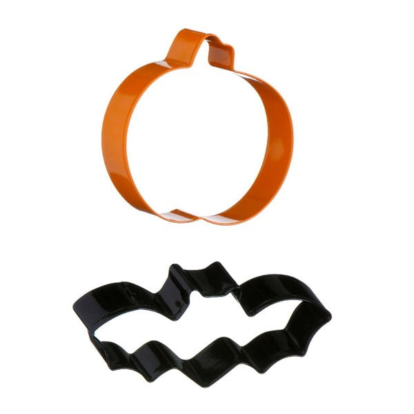 Foremki do ciastek Pumpkin Bat
