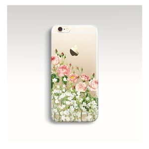 Etui na telefon Floral IV na iPhone 6/6S