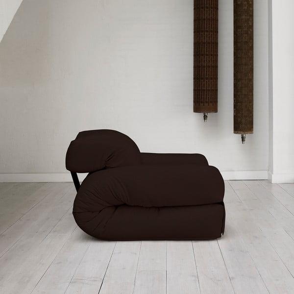 Fotel rozkładany Karup Hippo Brown