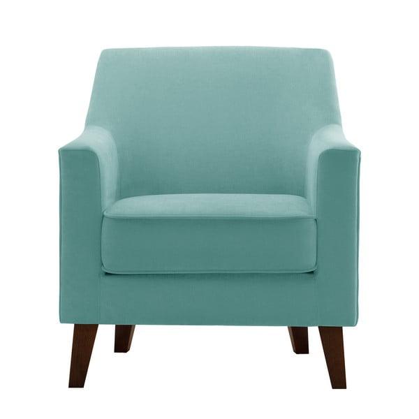 Miętowy fotel Jalouse Maison Kylie