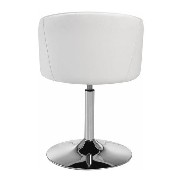 Zestaw 2 białych krzeseł Støraa Willy