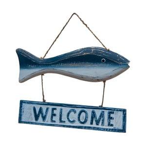 Dekoracja ścienna Pesce Welcome