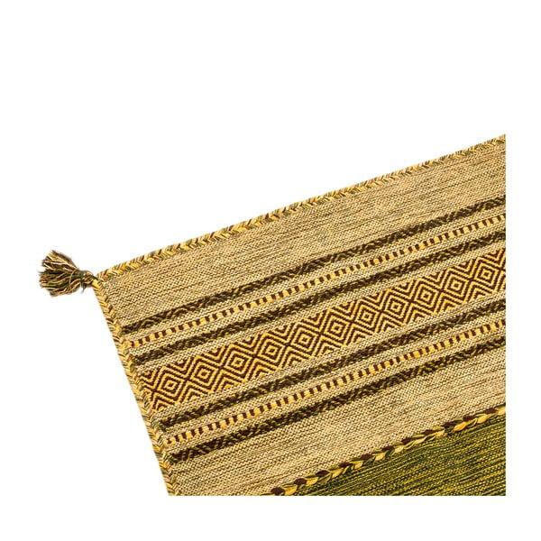 Dywan ręcznie tkany Kilim Tribal 103, 90x60 cm