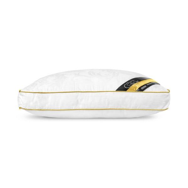Poduszka z włókien kanalikowych Sleeptime Jacquard, 50x60 cm