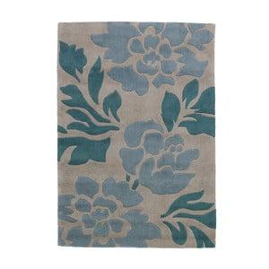 Dywan Hong Kong 90x150 cm, niebieski