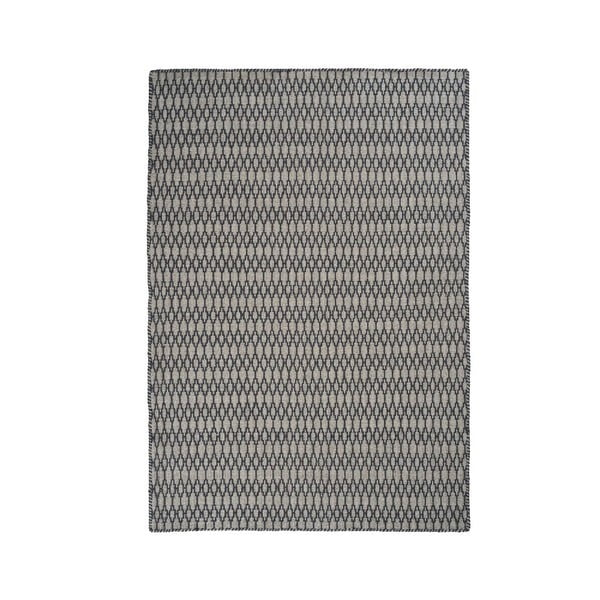 Wełniany dywan Elliot Earth, 140x200 cm