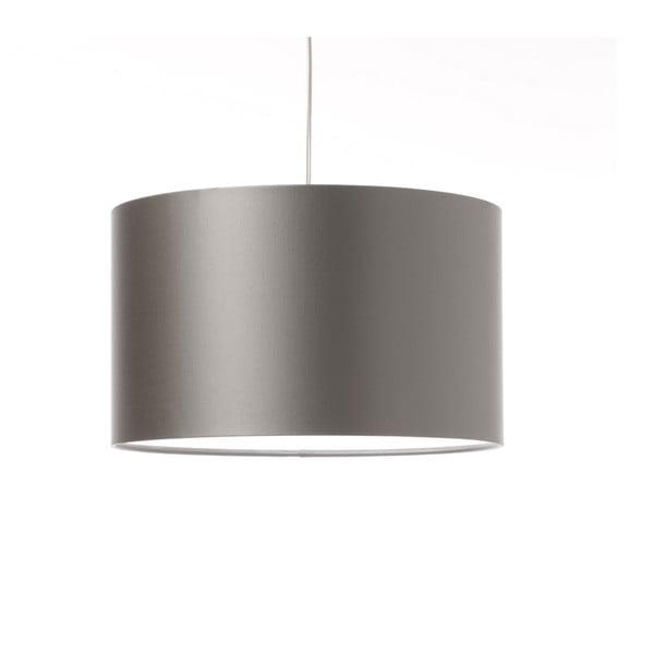 Srebrna lampa wisząca Artist, zmienna długość, Ø 42 cm