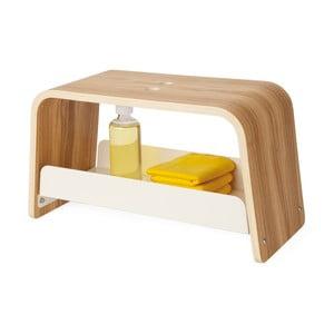 Stoliczek z półką Storage