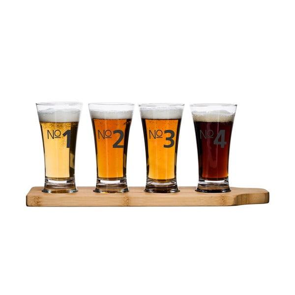 Zestaw   do serwowania piwa Sagaform Beer Tasting