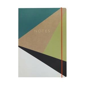 Notes   A4 Portico Designs Trigonometry, 160 str.