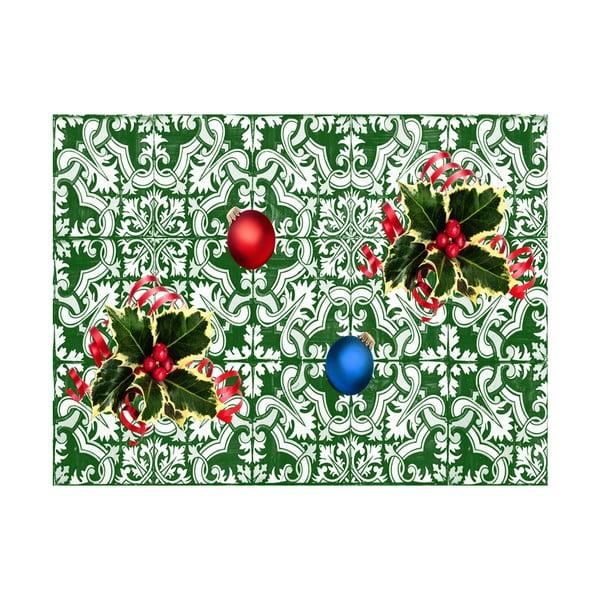 Zestaw 2 prostokątnych mat stołowych Crido Consulting Festive Mosaic, 40x30 cm