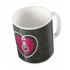 Kubek Black Shake Light Your Heart, 330ml