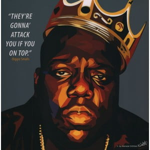 "Obraz ""Biggie Smalls"""