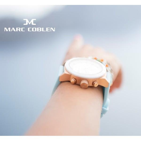 Zegarek damski Marc Coblen z dodatkowym paskiem i obręczą P27