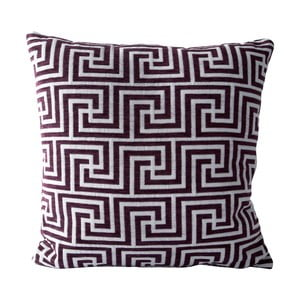 Poduszka Labyrinth, fioletowa