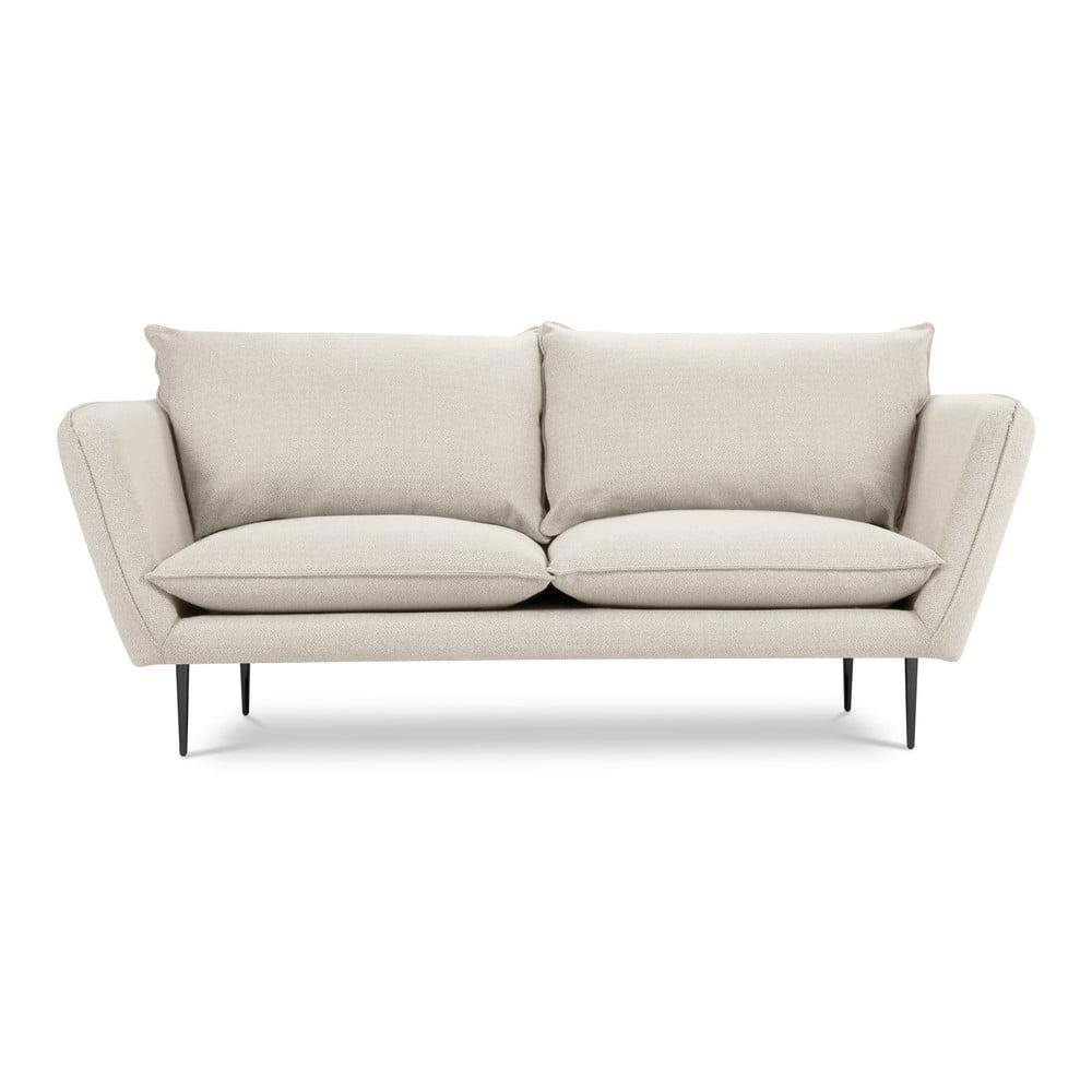 Beżowa sofa Mazzini Sofas Verveine, dł. 205 cm