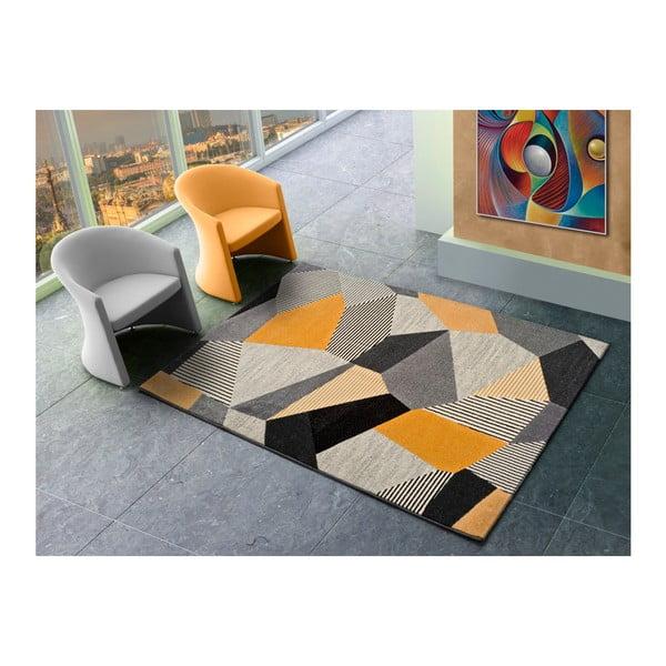 Pomarańczowo-szary dywan Universal Gladys Sarro, 160x230 cm