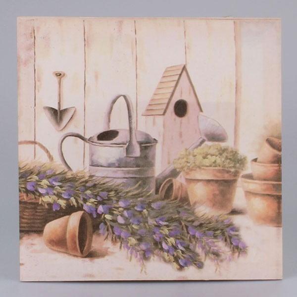 Obraz na płótnie Old Garden