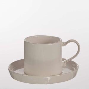 Kubek na kawę z podstawkiem Rialzati