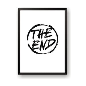 Plakat Nord & Co The End, 21x29 cm