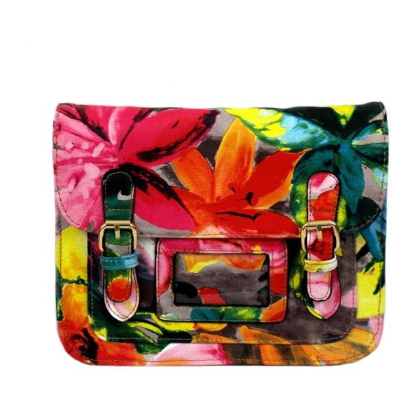 Torebka Leila Eve Satchel Tropical