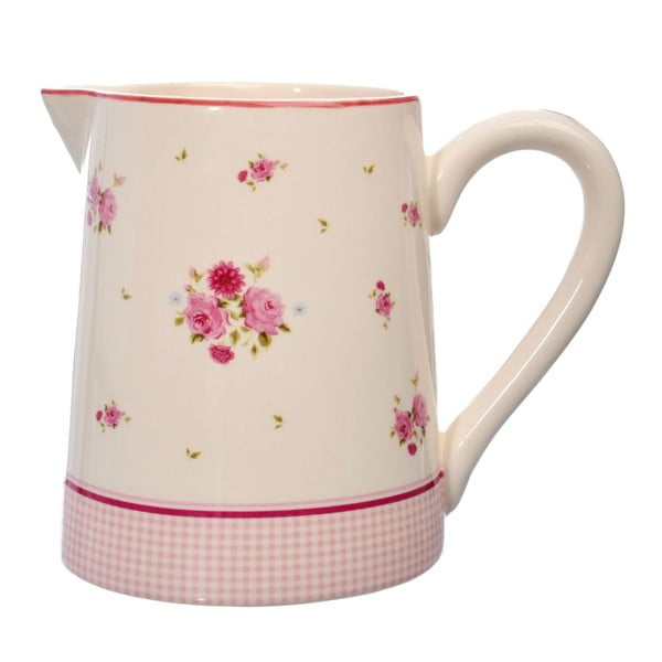 Ceramiczny dzbanek Rose