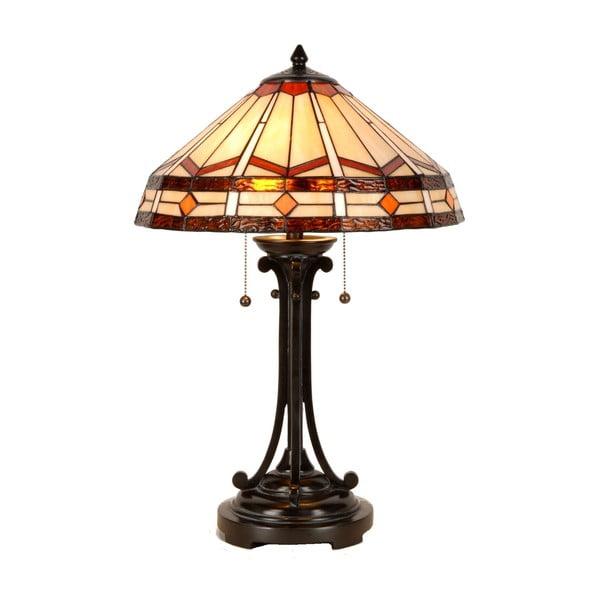 Lampa stołowa Tiffany Cream