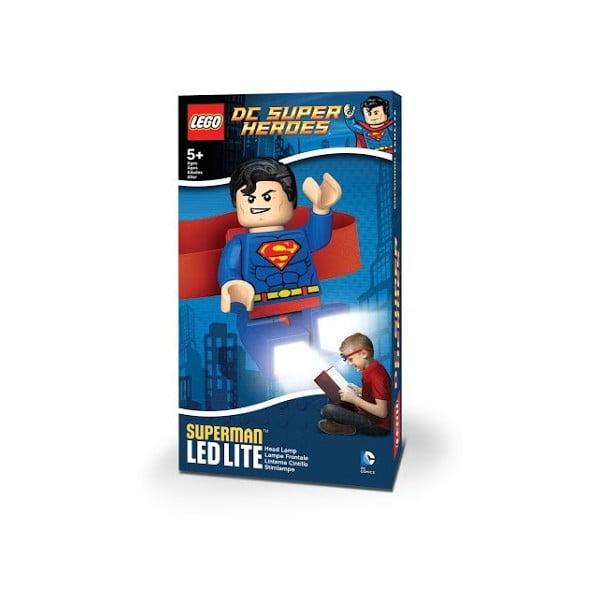 Czołówka LEGO DC Super Heroes Superman