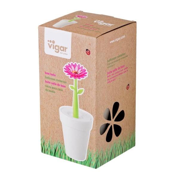 Schowek na toaletowe drobiazgi Vigar Flower
