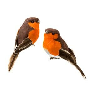 Zestaw 6 dekoracyjnych ptaszków Talking Tables