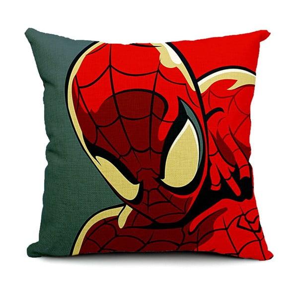 Poszewka na poduszkę Spiderman Face, 45x45 cm