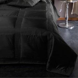 Narzuta na łóżko Montana Black, 270x270 cm