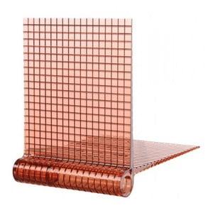 Różowa półka ścienna Kartell Kite