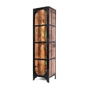 Szafa drewniana Goa, 183 cm