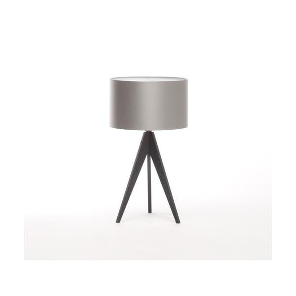 Lampa stołowa Artista Black/Silver, 65 cm
