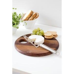Deska do krojenia Steel Function Walnut, 28 cm