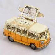 Skarbonka Autobus z ramką na zdjęcia