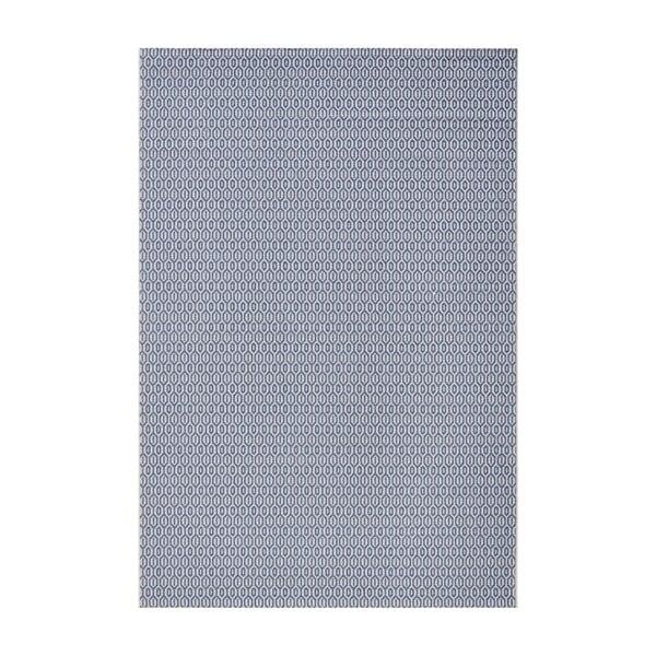 Niebieski dywan odpowiedni na zewnątrz Bougari Meadow, 160x230cm