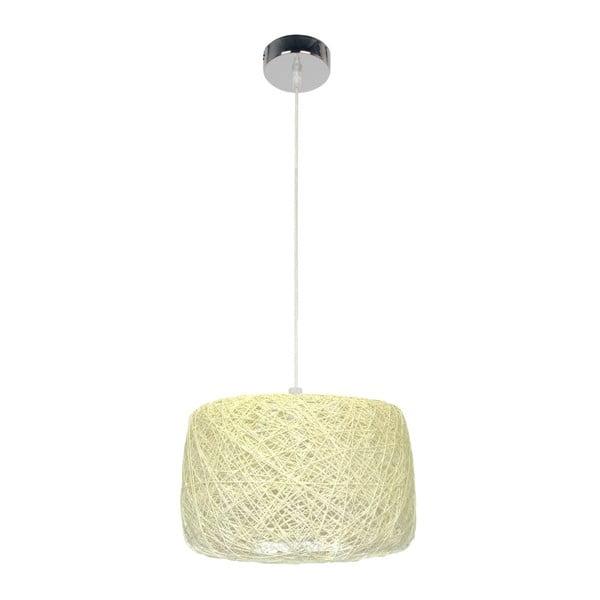 Lampa Candellux Lighting Panda 35, kremowa