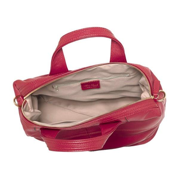 Skórzana torebka Andrea Cardone 900 Red