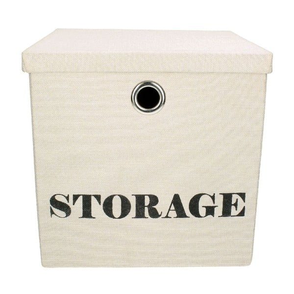 Organizer Storage Ivory